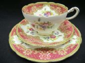 Paragon 'Honiton' tea trio